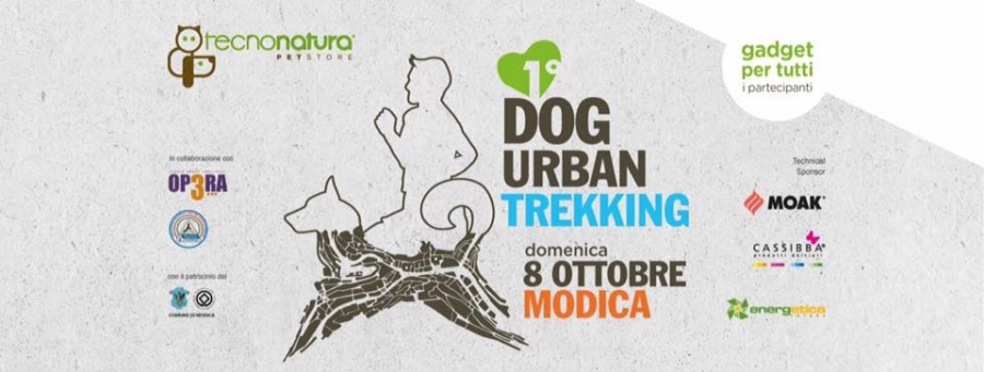 1° DOG URBAN TREKKING